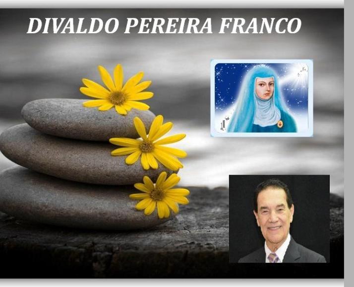 Frase e Citações - Divaldo Pereira Franco