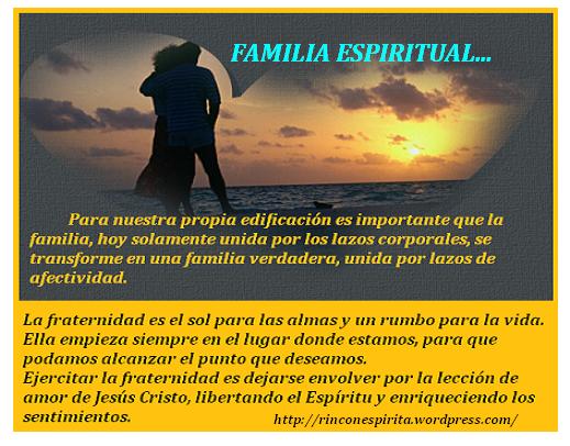 familia e spiritual