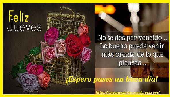rosas-de-colores-en-canasta-con-mensaje-de-feliz-jueves