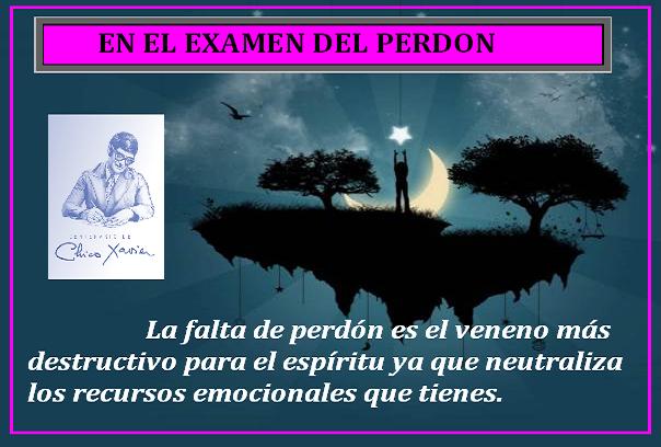 EN ELEXAMEN DEL PERDON