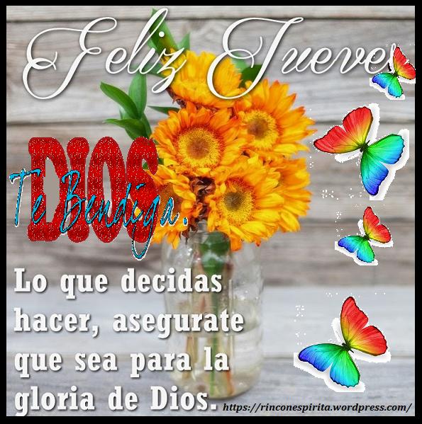 feliz-jueves-la-gloria-de-Dios