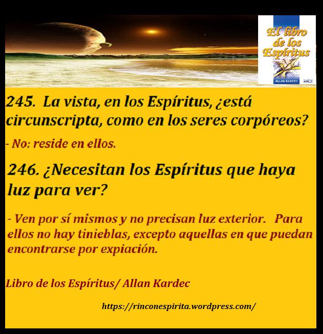 LIBRO DE LOS ESPIRITUS 245