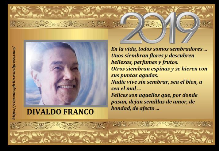 DIVALDO FRANCO 2019